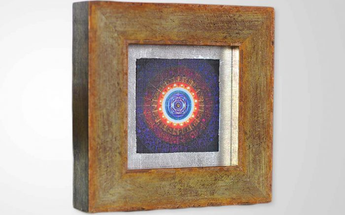 energetska slika oko zavesti